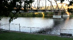 Russian River Park Stock Footage