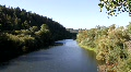 Russian River Wide View HD Footage