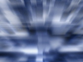Chaotic Blue Grunge Stock Footage