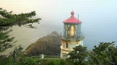 Heceta Head Lighthouse5-HD Stock Footage