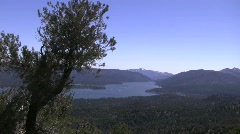 Big Bear Lake Stock Footage
