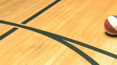 School Gym Stock Footage