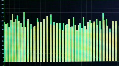 Histogram Stock Footage