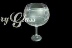 0705 Jewish Hebrew Memory glass Stock Footage