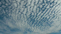 Time Lapse Cumulus Stratus Stock Footage