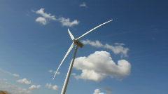 Wind Turbine 2 - stock footage