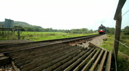 Steam train, Dorset, UK - HD Stock Footage