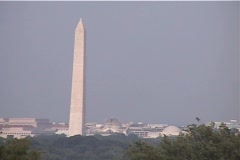 Wash Monument 3 Stock Footage