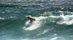 Bronte Beach NSW 06 Stock Footage