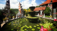 Stock Video Footage of Bali Temple loop