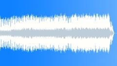 Uplifting synth, 80's Jan Hammer sounding song, full version - stock music