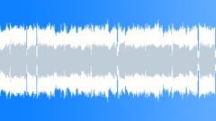 Stock Music of Piano drums loop - uplifting loop