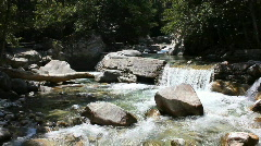 Mountain River 4 Stock Footage