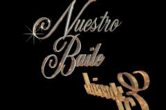 1222 Nuestro Baile Esp, Our special dance Stock Footage