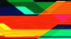 Bright Color Abstract Looping Animated Background  Stock Footage