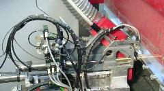 Machine part Stock Footage