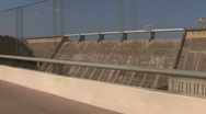 Stock Video Footage of Lake Travis Dam