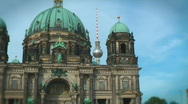 Stock Video Footage of jHD - City - Berlin - Dom 00039