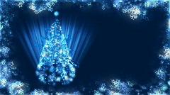 Christmas Tree - Christmas 19 (HD) Stock Footage