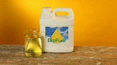 Biofuels Stock Footage