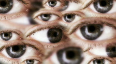 ManyEyes Stock Footage