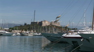 Stock Video Footage of canne-harbor-02