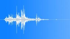 Short thunder, SFX - sound effect
