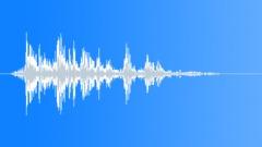 Thunder rumble, SFX Sound Effect