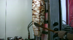 Delicious Doner  Full HD 1080p Stock Footage
