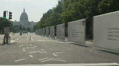 Letters_Message to Washington Stock Footage