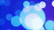 Blue light particles  - HD- LOOP Stock Footage