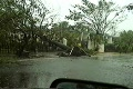 Archival - Hurricane Georges urban damages 1998 2-4 Footage