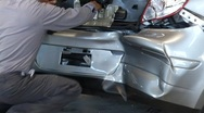 Automotive Repair Work Stock Footage