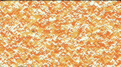 Abstract orange irregular background,symbol,dream,visions,idea,creativity.Tsunam Stock Footage