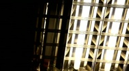 Stock Video Footage of fluorescent lamp