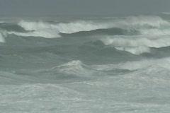 Hurricane Igor - Stormy Seas n Waves 1 Stock Footage