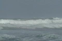 Hurricane Igor - Stormy Seas n Waves 5 Stock Footage