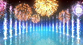Water show GfB4 HD HD Footage