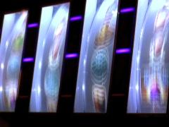 LAS VEGAS STOCK SLOT MACHINE - stock footage