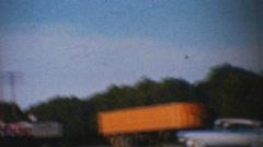 Citrus Industry, Florida, circa 1959 Stock Footage