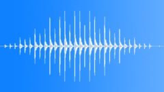 Whoosh - knocking ripple Sound Effect
