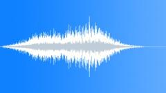 Horrific whooshy sound Sound Effect