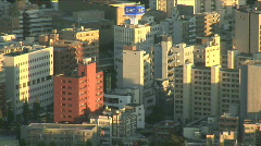 City Aerial View 4 - stock footage