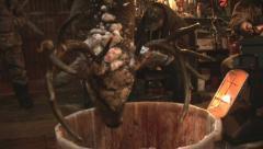 Whitetail Deer Hunting Stock Footage