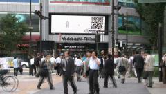 Akihabara 3 - Tokyo, Japan. People. Consumerism. Yodobashi Camera store. Stock Footage