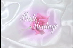 2434 Our Love Story romantic interlude Stock Footage