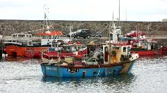 Kilmore Harbour 2 Stock Footage
