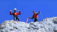 Bungee Jumping Stock Footage
