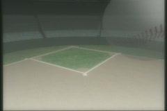 1837 Baseball Stock Footage