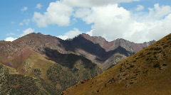 Mountain landscape 21 Stock Footage